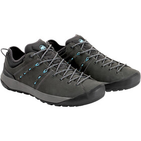 Mammut Hueco Low LTH Shoes Dame graphite-whisper